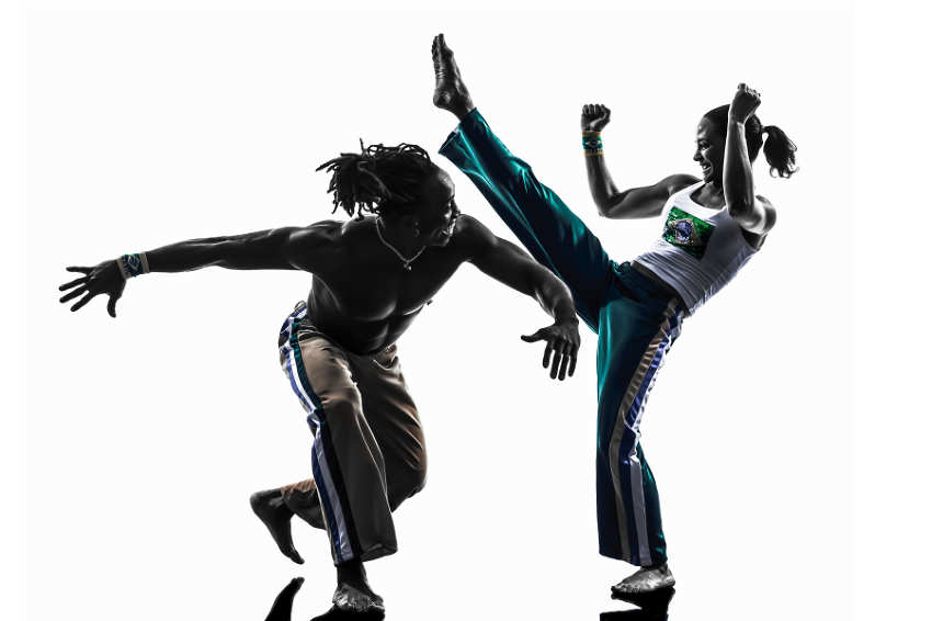 Capoeira - Where Martial Arts and Dance collide