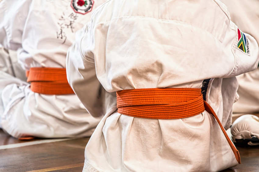 Enrol your children in a Martial Arts class